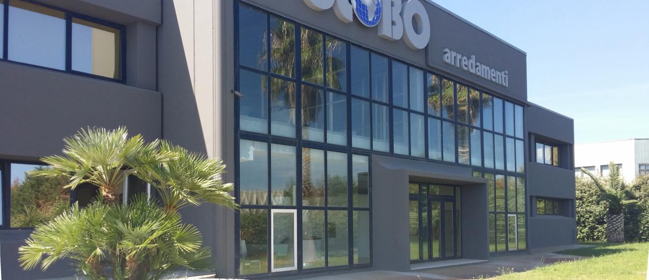 Galleria m engineering architecture for Globo arredamenti