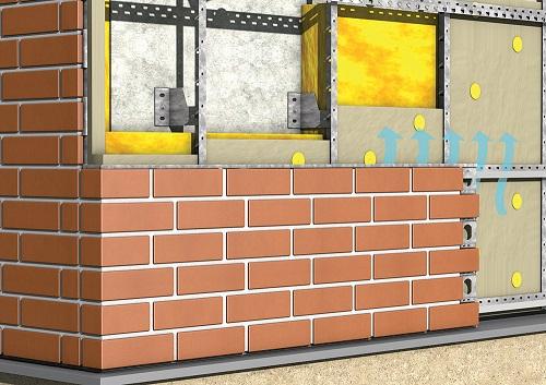 Facciate ventilate: quando ristrutturazione edile e